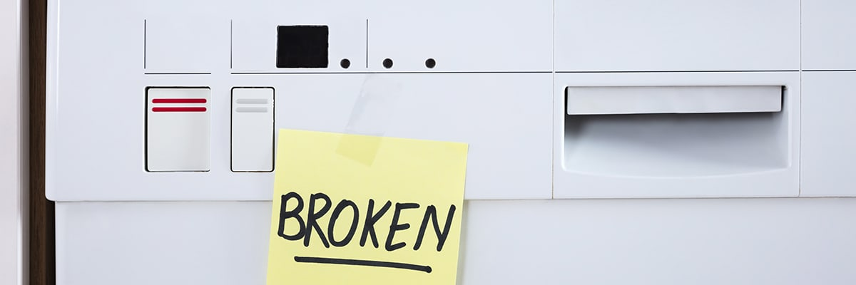Dishwasher Not Working? Here Are Your Next Steps
