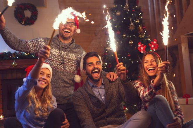ideas for your office Christmas party
