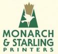 MONARCH & STARLING PRINTERS