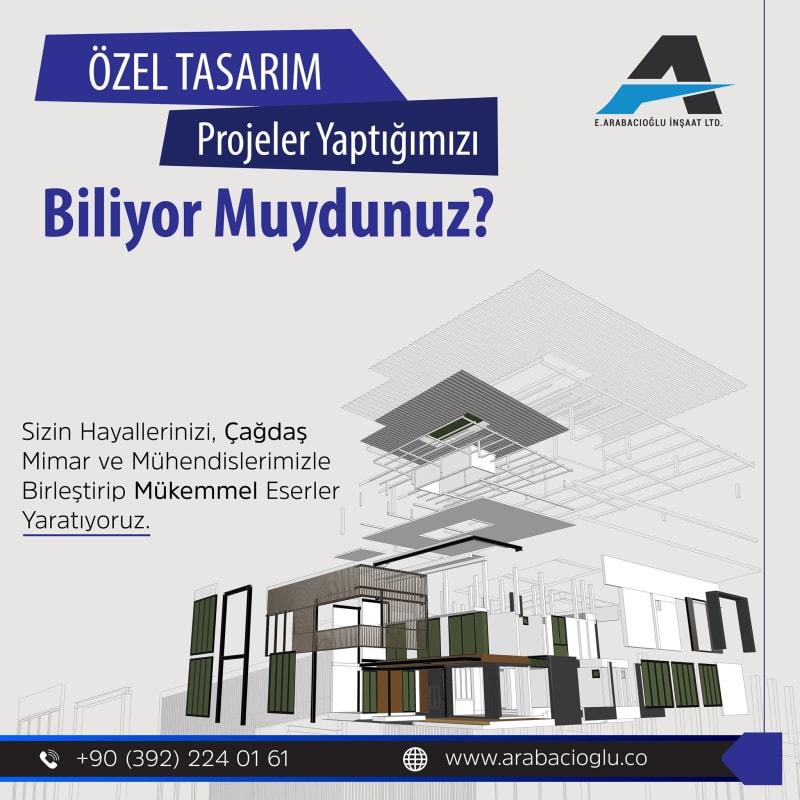 Arabacıoğlu Construction Ltd.