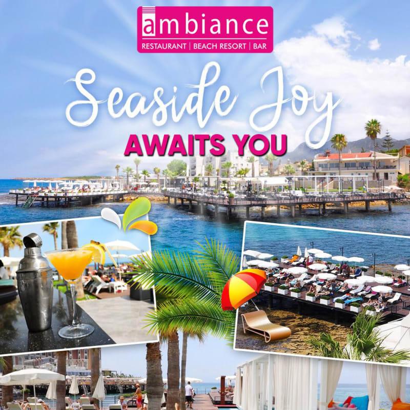 Ambiance Restaurant & Beach Club