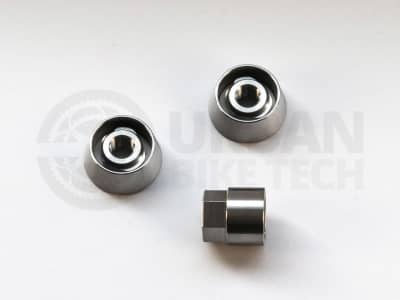 Solid Axle Nuts
