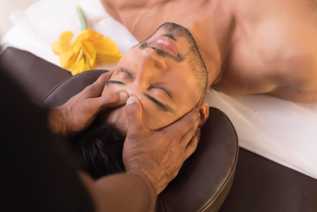 Body Massage at Home for Men in K. C. Krishna Reddy Layout, Bangalore