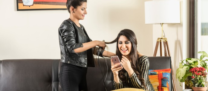 Party Makeup Artists in Motinagar, Paldi, Ahmedabad