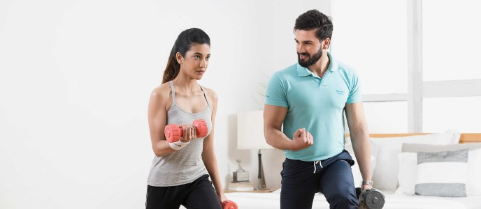 Best Fitness Trainers in Kopri, Thane East, Thane