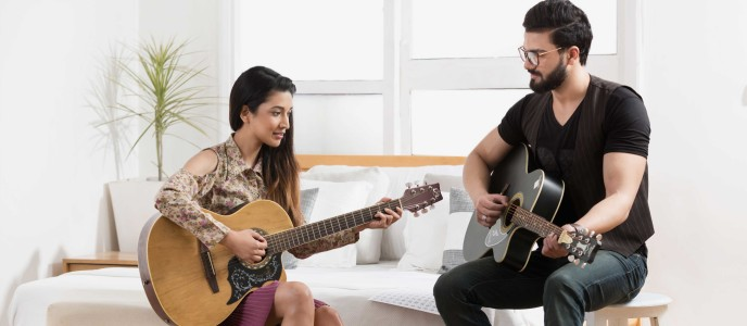 Best Guitar Classes | Guitar Tutors at Home in Keshtopur, Kolkata