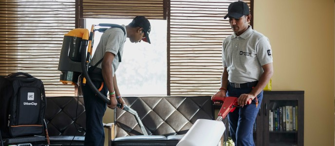 Best Home Deep Cleaning Service in Dudeshwar, Ahmedabad