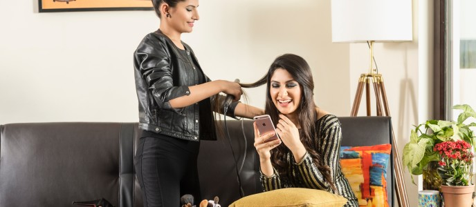 Best Party Makeup Artists in Sarat Bose Colony, Garfa, Kolkata