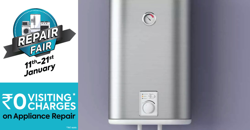 Geyser / Water Heater Repair