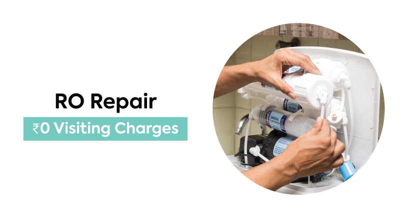 RO or Water Purifier Repair