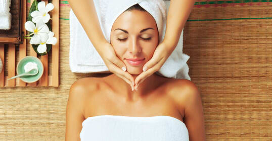 Spa at Home for Women