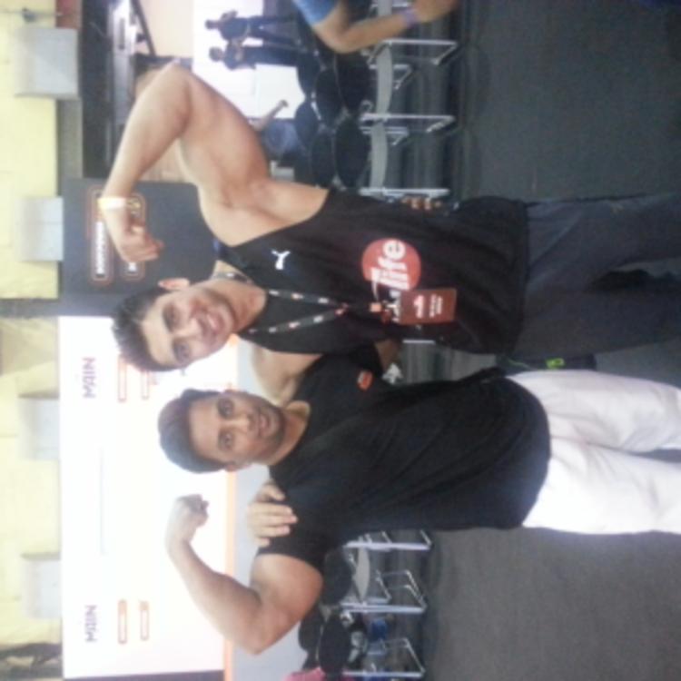 Wajid Khan Fitness Training's image