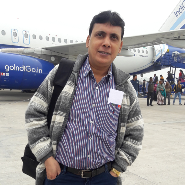 Chandan Kumar Mukherjee's image