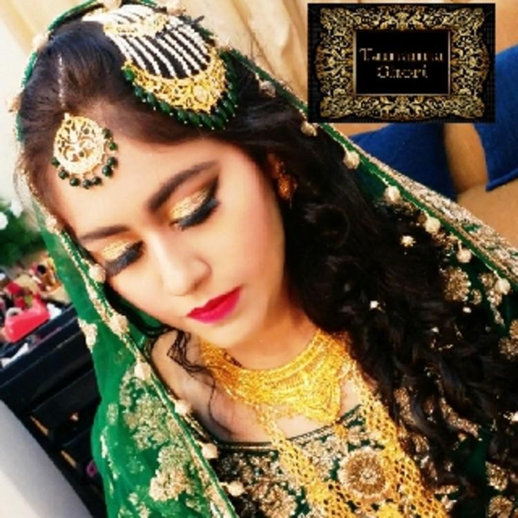 Makeup Artist by Tamanna Ghori Award winner :)'s image