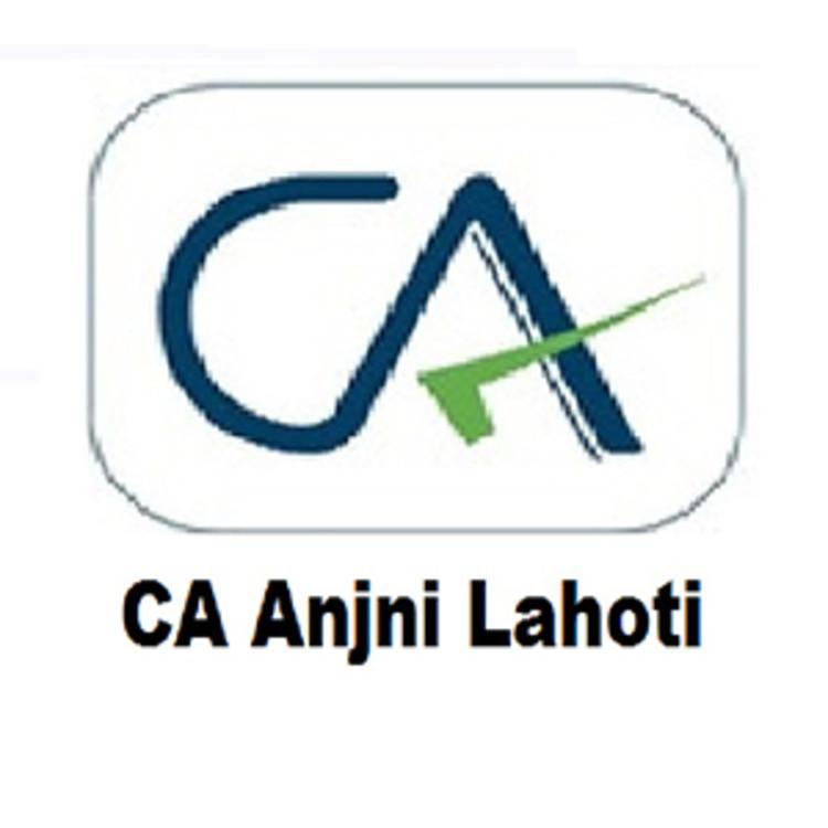 CA Anjni Lahoti's image