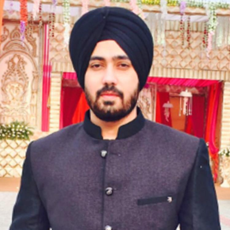 Karamjeet Singh's image