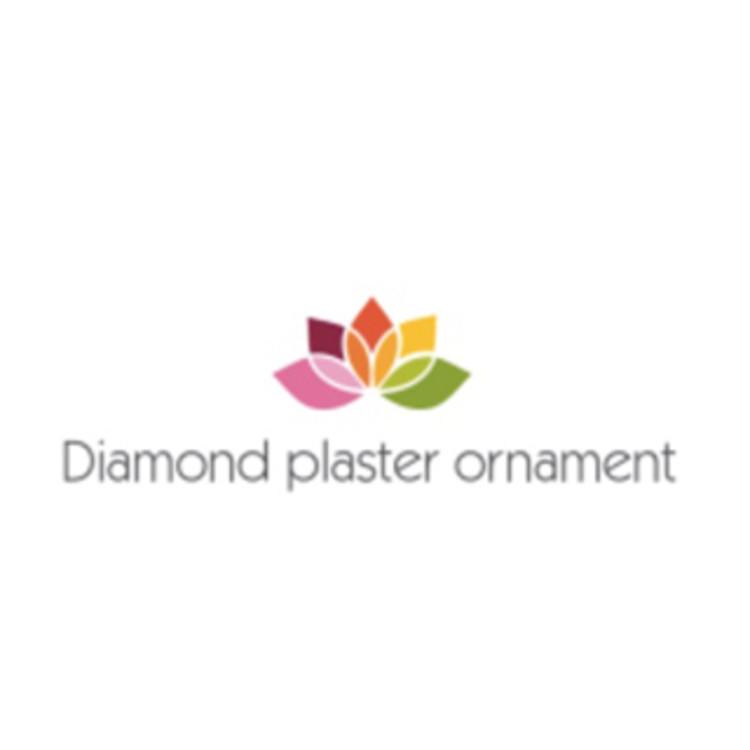 Diamond Plaster Ornament's image
