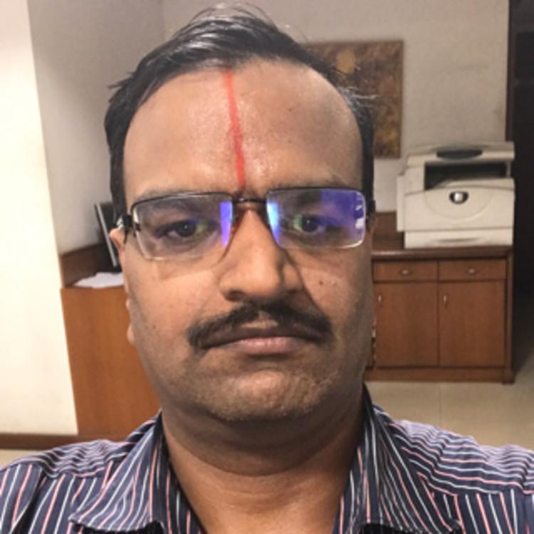 V Narayanan's image