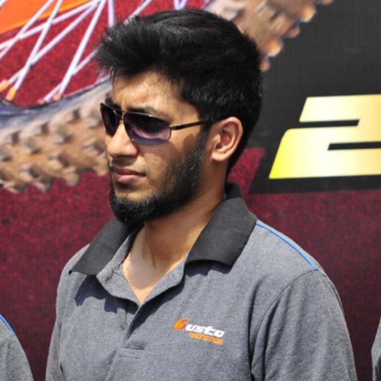Arun Muthukrishnan's image