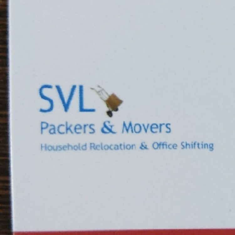 SVL PACKERS AND MOVERS's image