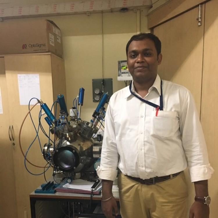 Chandrashekhar V Kumar's image