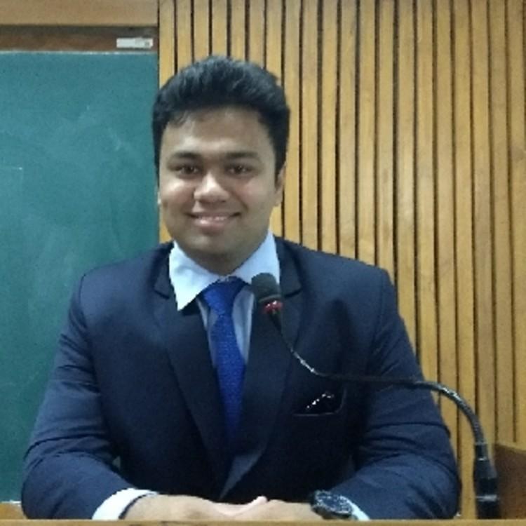 Kalrav Kumar Joshi's image