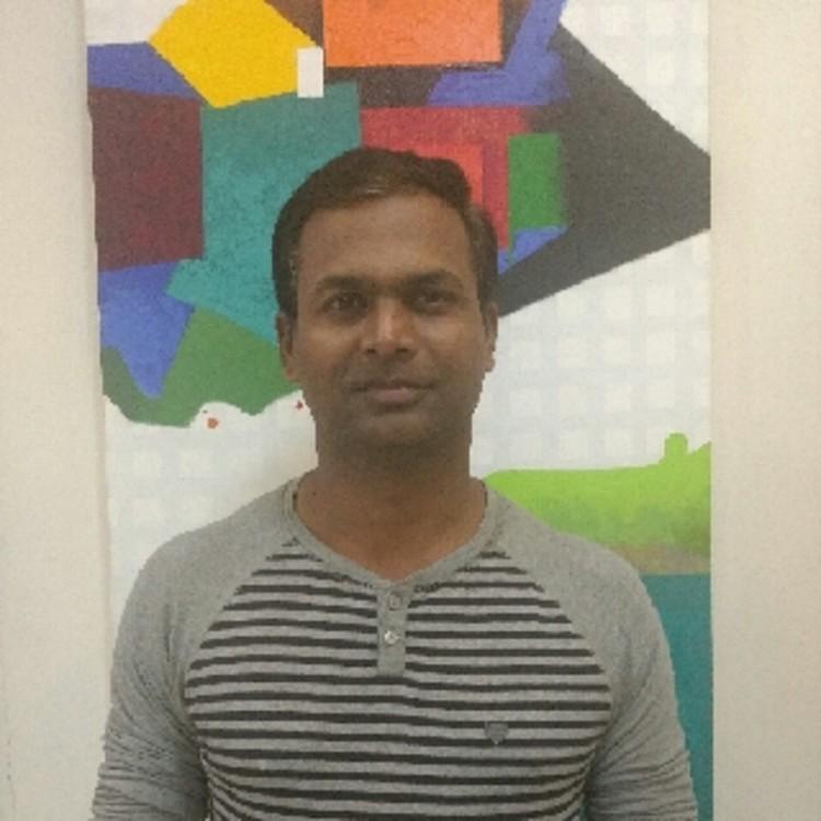 Santosh Raghunath Bane's image