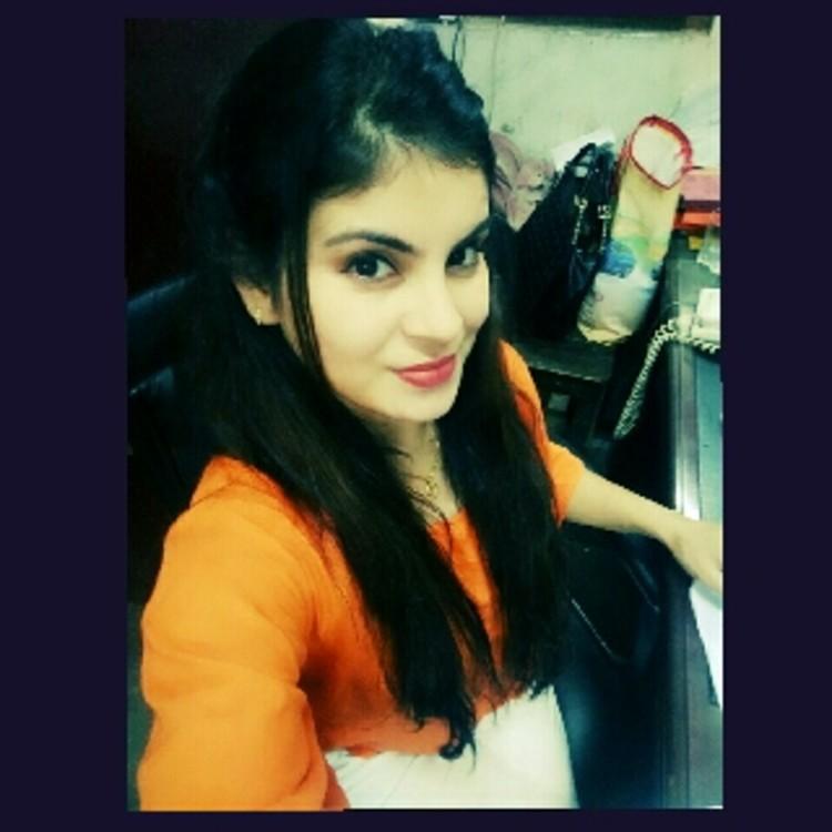 Pooja Mishra In Delhi