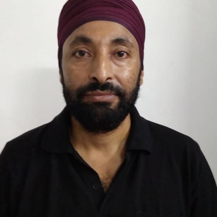Dalip Singh's image