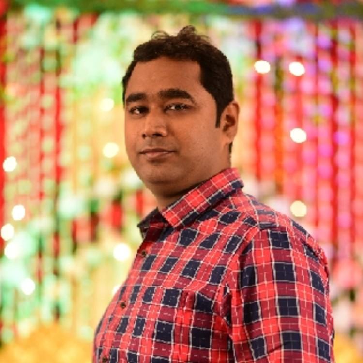 Rupak Chakraborty's image
