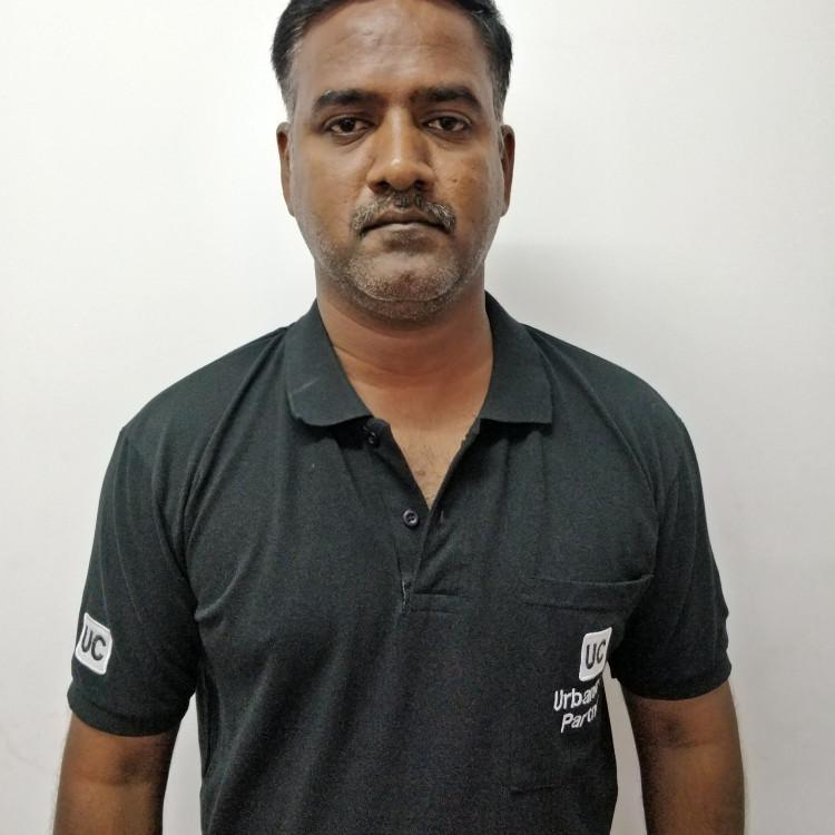 M Venkatakrishnan's image