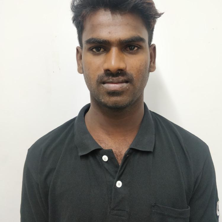 Radhakrishnan's image