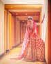 Crimson Bridal Lehenga With Exquisite Gold Work by Kabeer Grover Wedding-photography Wedding-dresses | Weddings Photos & Ideas