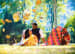 Autumn Themed Pre-Wedding Shoot With Bright Colors by Kabeer Grover Wedding-photography | Weddings Photos & Ideas