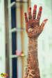 Mehendi Adorned Hands by Movie'ing Moments Bridal-mehendi | Weddings Photos & Ideas