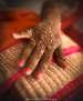 Mehendi Design With Jaali Pattern by Gautam Khullar Bridal-mehendi   Weddings Photos & Ideas