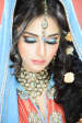 Unconventional Look by Karishma Trehan Bridal-makeup | Weddings Photos & Ideas