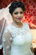 Bride Wearing Alluring Bold Makeup by Lloyd Bangera Bridal-makeup   Weddings Photos & Ideas