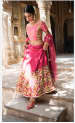 Pink enhances her grace! by Simran Kaur Bridal-makeup | Weddings Photos & Ideas