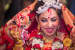 Detailed Chandan Work And Bold Makeup For The Bengali Bride by Candid Affair Wedding-photography Bridal-makeup   Weddings Photos & Ideas