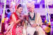 Bride And Groom Complimenting Each Other by Candid Affair Wedding-photography Bridal-jewellery-and-accessories Groom-wear-and-accessories   Weddings Photos & Ideas