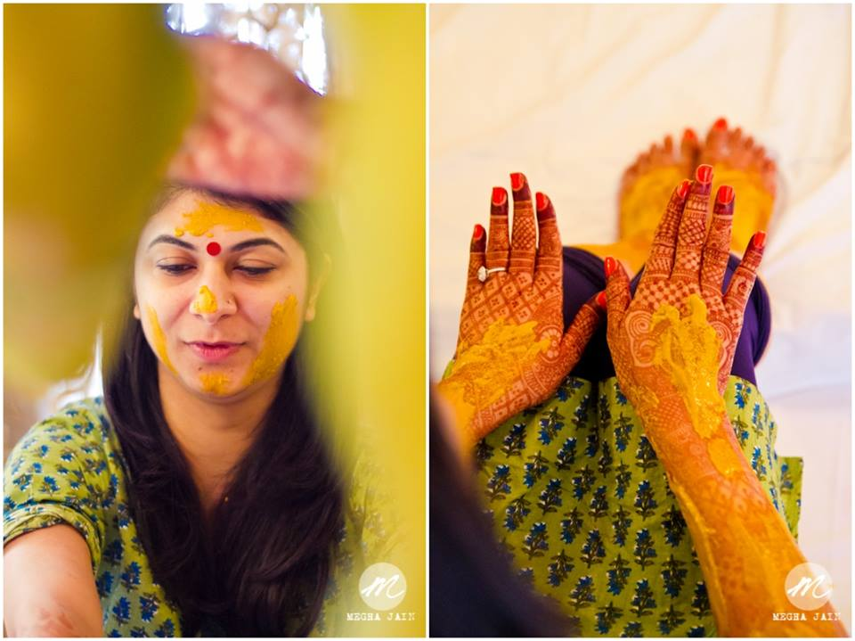 Henna haldi by SunFlare ArtHouse Wedding-photography | Weddings Photos & Ideas