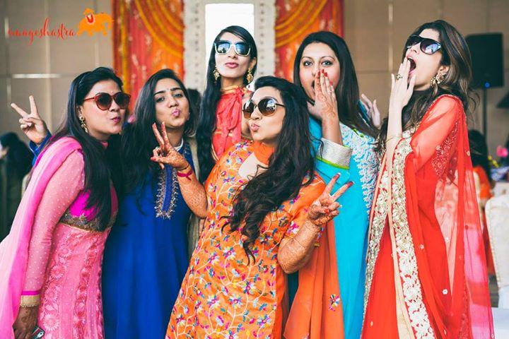 Girl gang!!! by Imageshastra Wedding-photography | Weddings Photos & Ideas
