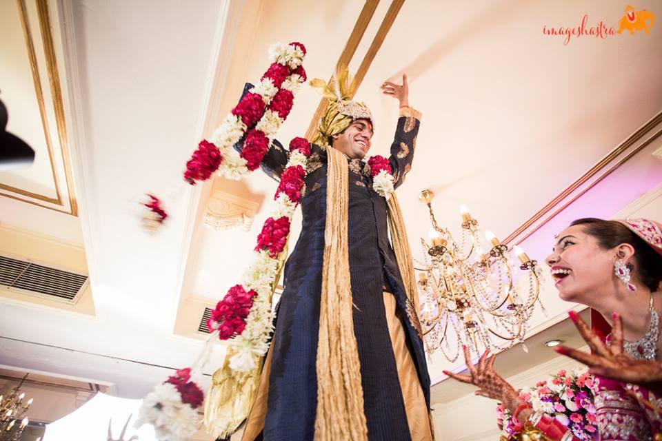 Whimsical pose by Imageshastra Wedding-photography | Weddings Photos & Ideas