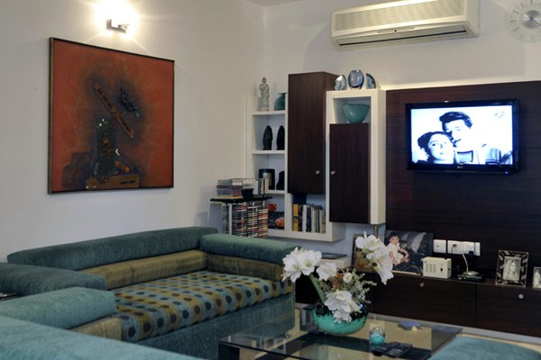 Contemporary Living Room by Vijay Kapur Designs Living-room Contemporary   Interior Design Photos & Ideas