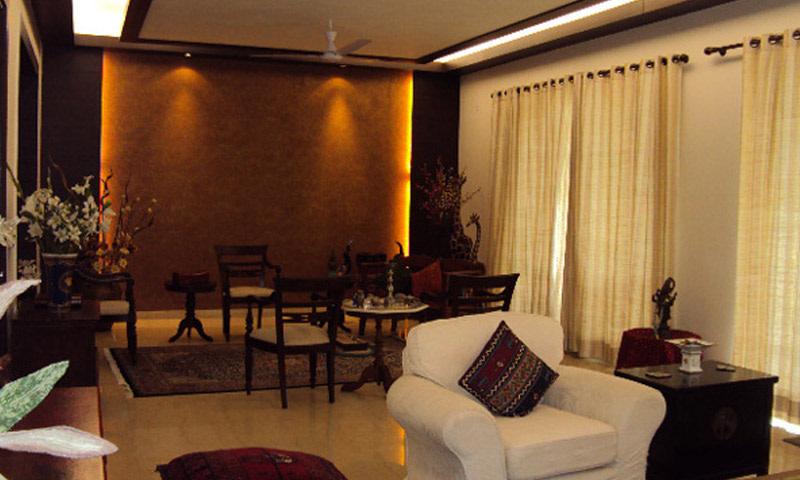 Contemporary Living Room by Vijay Kapur Designs Living-room Contemporary | Interior Design Photos & Ideas