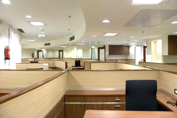 Workplace Floor by Vijay Kapur Designs Modern | Interior Design Photos & Ideas