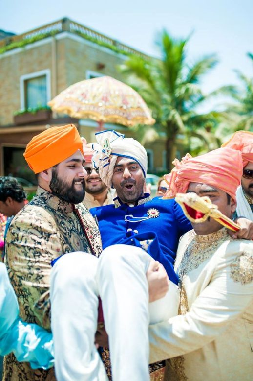 Fun Shoot  With Groom And Groomsmen by Aviral Panthri Wedding-photography Groom-wear-and-accessories | Weddings Photos & Ideas