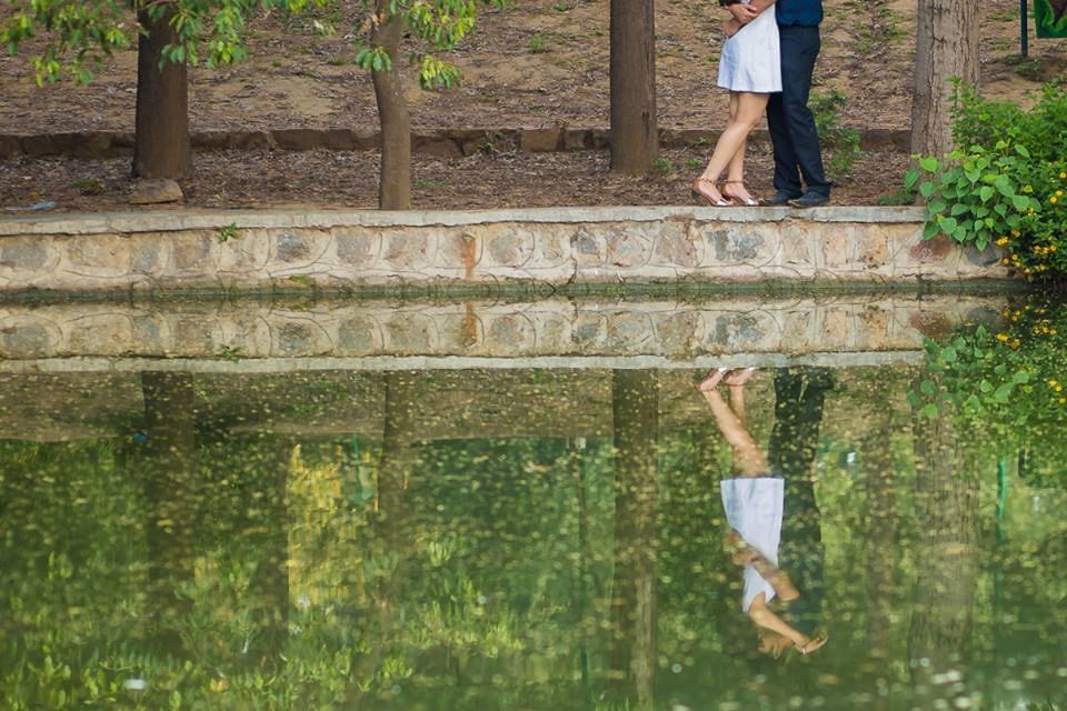 Reflections! by Aviral Panthri Wedding-photography | Weddings Photos & Ideas
