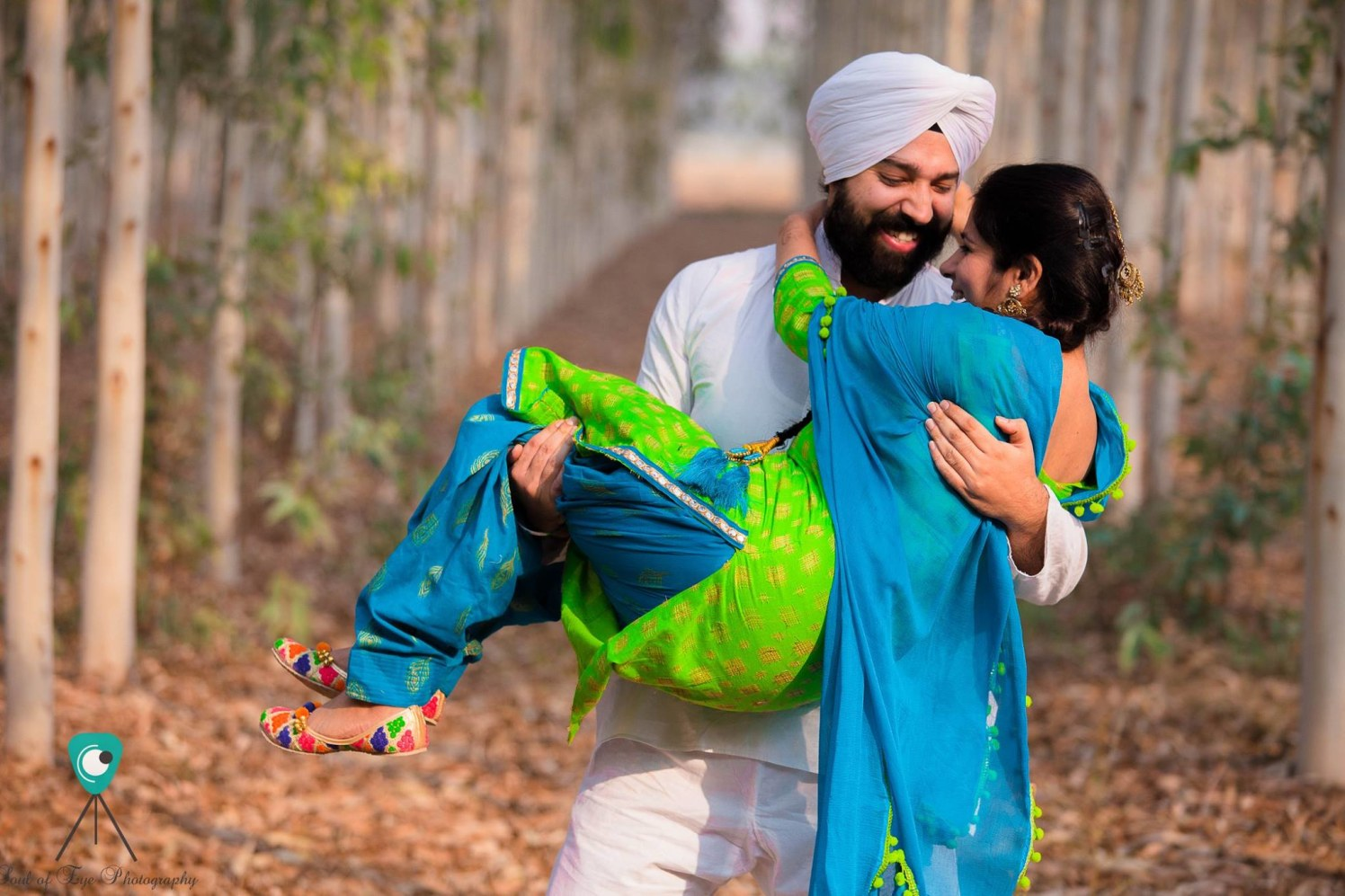 Pre Wedding Shoot In The Forest by Arpit Gulati Wedding-photography | Weddings Photos & Ideas